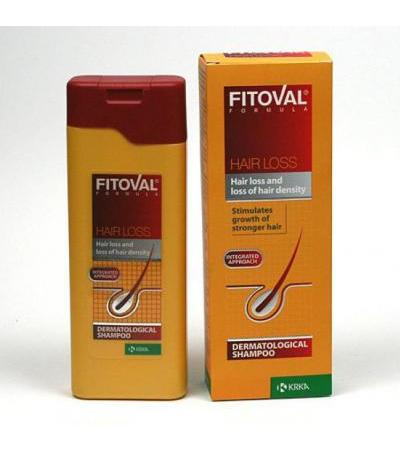 FITOVAL PLUS shampoo 200ml