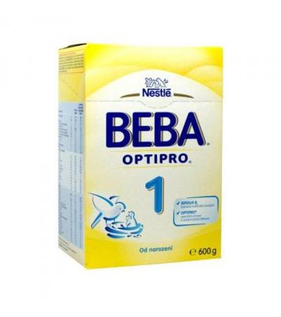 NESTLE Beba 1 OPTIPRO 600g